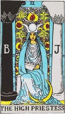 2 High Priestess